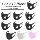 activated carbon face mask - Activated Carbon Half Face Mask Filtration Exhaust Anti Pollen Allergy Dustproof