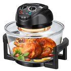 17-Quart Wave Oven Halogen Convection Countertop Cooker Air Toaster Fryer 1200 W photo
