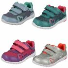 Infant Girls Clarks First Trainers 'Azon Maze'