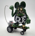 Rat Fink Ed Roth Skateboard Bobblehead Big Daddy Rare Collectible Action Figure