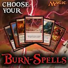Choose Your Burn Spells - Modern / EDH / Cube - MTG - Buy 1 Get 1 Free!