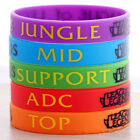 New Fashion League Of Legends LOL Silicone Wristbands Hand Catenary Jewelry
