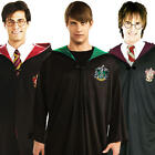 Harry Potter Robes Adults Fancy Dress Wizard Book Week Character Mens Costumes