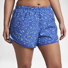 track a collect plus parcel - Nike Plus Size Gravity Printed Tempo Track Shorts Vivid Sky Blue/Wolf Grey