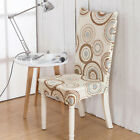 Seat Covers Kitchen Bar Dining Chair Cover Hotel Restaurant Wedding Part Decor U