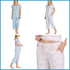 [NO TAX] Carole Hochman Women Ladies' 2-piece Pajama Set, XS/S/M/L/XXL 4 colors
