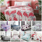 Gaveno Cavailia Printed Quilt Duvet Cover with Pillowcase Set Single Double King