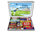 Personalised GOLFER DAD FATHERS DAY Chocolate Gift Hampers Selection Boxes Daddy