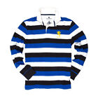 Black & Blue 1871 Mens Addison Rugby Shirt (BB101)