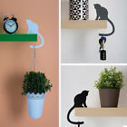Artori Design Hold It! Precious' Tail Cat Balance Hanger Hook Black White Grey