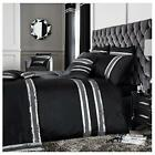 Luxury Bedding Signature Diva Duvet Cover Quilt Set With Pillows Cases