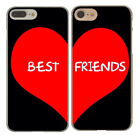 best case for samsung galaxy note 2 - Couple Matching Best Friend Red Heart Hard Cover Case For iPhone Huawei New