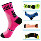 1 Pair Men Women Riding Cycling Sports Socks Breathable Bicycle Footwear Nice