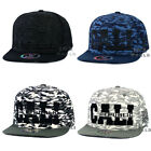 California Republic hat CALI cap Military Camo Snapback Flat bill Baseball cap