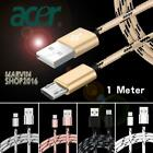 Micro USB Charging Data Sync Charger Cable For Acer Iconia O