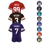 Nike NFL Official Home Away Alt Game Jersey Collection Girls Youth (S-XL) $13.99 USD on eBay