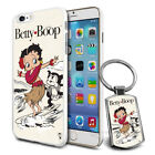 Betty Boop Design Hard Case Cover & Free Keyring For Various Mobiles - 25 £5.9 GBP on eBay