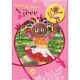 In The Night Garden Niece Birthday Badged Card NG018