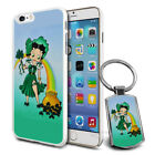 Betty Boop Design Hard Case Cover & Free Keyring For Various Mobiles - 13 $9.46 AUD on eBay