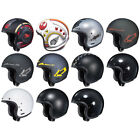 HJC IS-5 Open Face Motorcycle Street Helmet & Drop Visor DOT - Pick Size & Color $179.99 USD on eBay