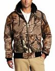 Carhartt Men's Quilted Flannel Lined Camo Active Jacket - Choose SZ/Color