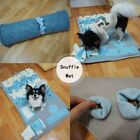 Chew Play Game Dog Sniffing Pad Feeding Foraging Mat Pet Blanket Kennel