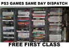 PS3 games Bundle Call Of Duty Battlefield Uncharted Star Wars Fifa Tom Clancys
