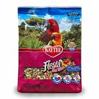 Bird Parrot Pet Food Kaytee Fiesta Big Bites Vitamins Minerals Diet Large Size