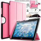 New Flip Leather Stand Magnetic Smart Case cover For Acer Iconia One 10 B3-A40