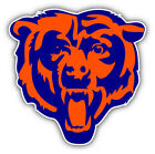 Chicago Bears NFL Football Head  Car Bumper Sticker Decal  - 9'', 12'' or 14'' on eBay
