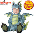 CK1160 Darling Dragon Animal Baby Infant Jumpsuit Fancy Dress Up Costume Outfit