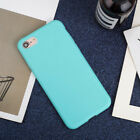 For i Phone X Cute Candy Case Ultra Thin Soft Rubber TPU Shockproof Matte Cover