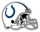 Indianapolis Colts NFL Football Helmet  Car Bumper Sticker   -9'', 12'' or 14'' on eBay