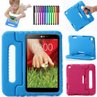 For LG G Pad 4 X2 F2 8.0 Tablet Kids Shockproof EVA Foam Stand Handle Case Cover