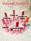 AVON MARK ALL BUTTER NOW LIPSTICK TREAT ~ BUTTERY SMOOTH 6 COLORS ~ CHOOSE YOURS