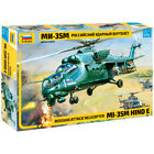 "ZVEZDA Model Kits ""Modern Military Helicopters - Russian Air Force"""