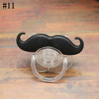 Teeth Mustache Silicone Baby Kids Nipples Pacifier Orthodontic Funny Dummy