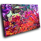 AB1063 Colourful Modern Retro Abstract Canvas Wall Art Large Picture Prints