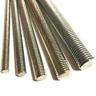 M4 / 4mm A4 MARINE STAINLESS STEEL Threaded Bar - Rod Studding Studs