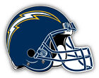 San Diego Chargers NFL Football Helmet Logo Car Bumper Sticker   3'', 5'' or 6'' $3.75 USD on eBay
