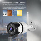 Wireless WIFI IP Camera 360 Degree Panoramic Camera 1080P Waterproof Outdoor #ts