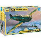 "ZVEZDA Model Kits ""Soviet & German Military Air Crafts 1941-45 WWII"""