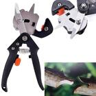 Professional Fruit Tree Grafting Tool Garden Shear Vaccination Secateurs Pruning