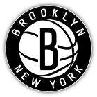 Brooklyn Nets NHL Logo Car Bumper Sticker Decal - 9'', 12'' or 14'' on eBay
