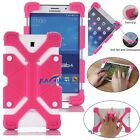 "US For 7.9"" 8"" 8.3"" 9"" Tablet Universal Kids Safe Shockproof Silicone Case Cover"