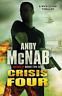 MCNAB,ANDY-CRISIS FOUR (R/I) (B)  (UK IMPORT)  BOOK NEW