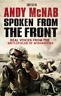 MCNAB,ANDY-SPOKEN FROM THE FRONT  (UK IMPORT)  BOOK NEW