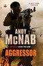 MCNAB,ANDY-AGGRESSOR (R/I) (B)  (UK IMPORT)  BOOK NEW