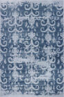 Pierre Cardin Lagoon Collection Area Rug Vintage Chic Home Carpet Made in Turkey