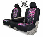 Custom Fit Seat Cover for Ford Transit Custom In Moon Shine Camo Front & Rear